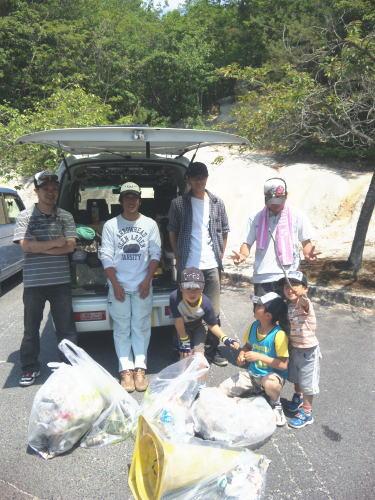 2013/05/26 神谷池清掃
